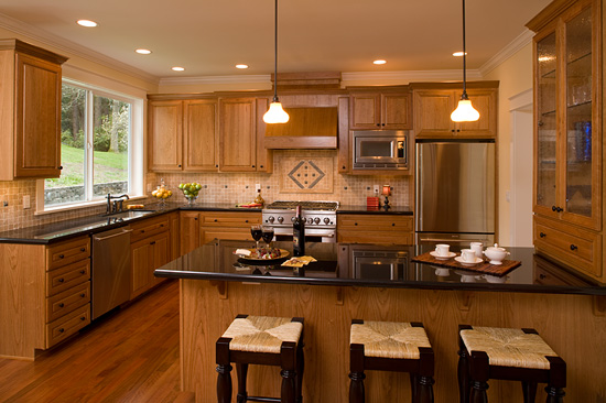 Glen terrace park for Model kitchen images